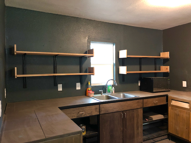 Metal Kitchen Cabinets - Simple Home Flood Designs